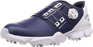 Callaway 鞋子 男士 高尔夫鞋 轻便 (BOA 系统) [247-0983500 / CALLAWAY HYPERCHEV BOA ] 高尔夫鞋
