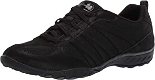 Skechers 斯凯奇 女士 透气 - Be-Relaxed 一脚蹬运动鞋