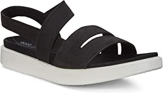 ECCO 女士 Yuma 双带凉鞋