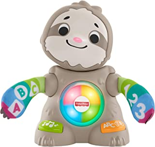 Fisher-Price Linkimals Smooth Moves Sloth 标准 多种颜色