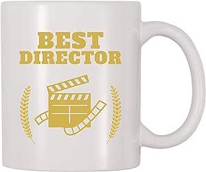 4 All Times Best Director 咖啡杯 白色 11 oz Mug16601