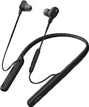 Sony 索尼 WI-1000XM2 行業領先的降噪無線后頸耳塞,采用 Alexa 語音控制WI1000XM2/B 均碼