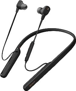 Sony 索尼 WI-1000XM2 行业领先的降噪无线后颈耳塞,采用 Alexa 语音控制WI1000XM2/B 均码