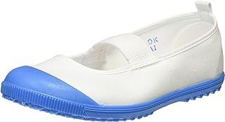 [ASAHI] 室内鞋 高中平底 VK 钴蓝色 15 2E