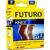 3M FUTURO 护多乐 护膝-舒适型 M 运动护具 保暖拉伤防护