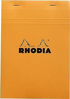 RHODIA 罗地亚 法国 经典上翻笔记本 橙色 N16方格 16200