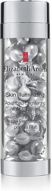 Elizabeth Arden 伊丽莎白雅顿 晶璨皙颜多效夜间精华液 胶囊精华 (50 粒)