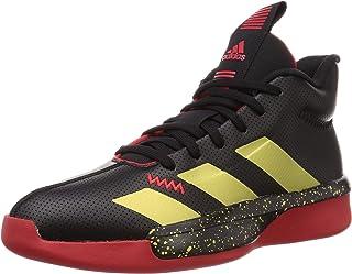 Adidas 阿迪达斯 篮球鞋 PRO NEXT 2019 (GUE43) 男款 核心黑色/金属色/猩红(EG2799) 27 cm