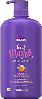Aussie Total Miracle 洗发水,30.4液体盎司/900毫升,4件