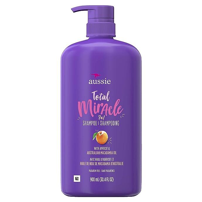 Aussie 7N1 杏子全效奇迹保湿洗发水 900ml*4瓶 ¥236