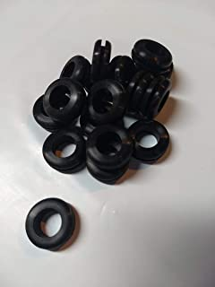 Iowa Farm Life Dreams 10 黑色硅胶索环 0.95 cm 彩色索环 不含双酚 A 适用于发酵或吸管盖