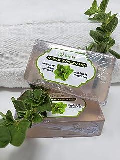 Oregano 香皂,深层皮肤清洁 - **。 适用于*和皮肤*,运动员的脚,粉刺等,* *有效,适合所有肤质 2组