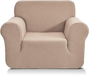 Fenstore 厚沙发套 米色 Armchair