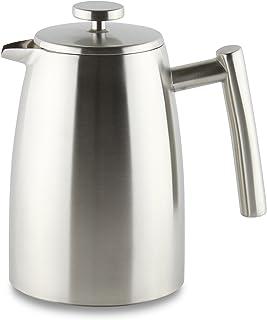 "Café Ole""Stal Belmont"" 3 杯双壁咖啡机 缎面表面 3 Cup / 0.35L HFD-03S"
