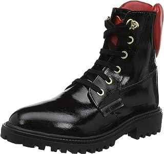 Love Moschino 女士圣托德。 Gomma 及踝靴