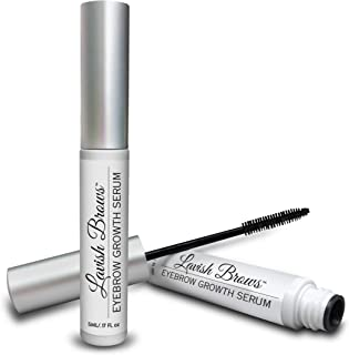 Pronexa Hairgenics 薰衣草眉 - 眉生长增强精华,含生物素,铸造油和天然生长肽,打造长而厚的眉毛! 经**认证,低*性。