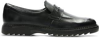 Clarks Asher Stride 儿童乐福鞋 莫卡辛鞋