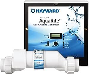 Hayward AQR3 Gold Line AquaRite Electronic Salt Pool Chlorinator Generator 25000-Gallon