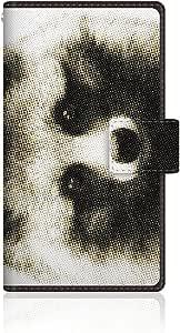 CaseMarket 【手册式】 URBANO (L01) 超薄外壳 针脚模型 [CaseMarket Zoo I love Animals ! - 真心跳舞 L01-VCM2S2572