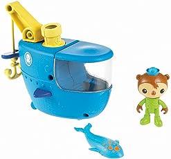 Fisher-Price 费雪 海底小纵队 Gup C 玩具套装