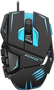 Mad Catz 赛钛客 M.M.O.TE 游戏竞赛鼠标 蓝灵版