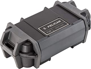 Pelican Ruck Case 对开式 黑色RKR200-0000-BLK  R20 Case 黑色