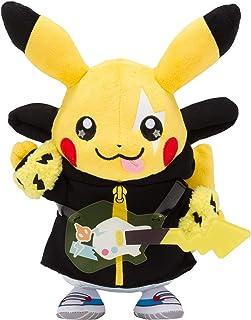Pokémon Center原创 玩偶 宠物小精灵乐队 皮卡丘