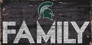 Fan Creations 密歇根州家庭标志,多色