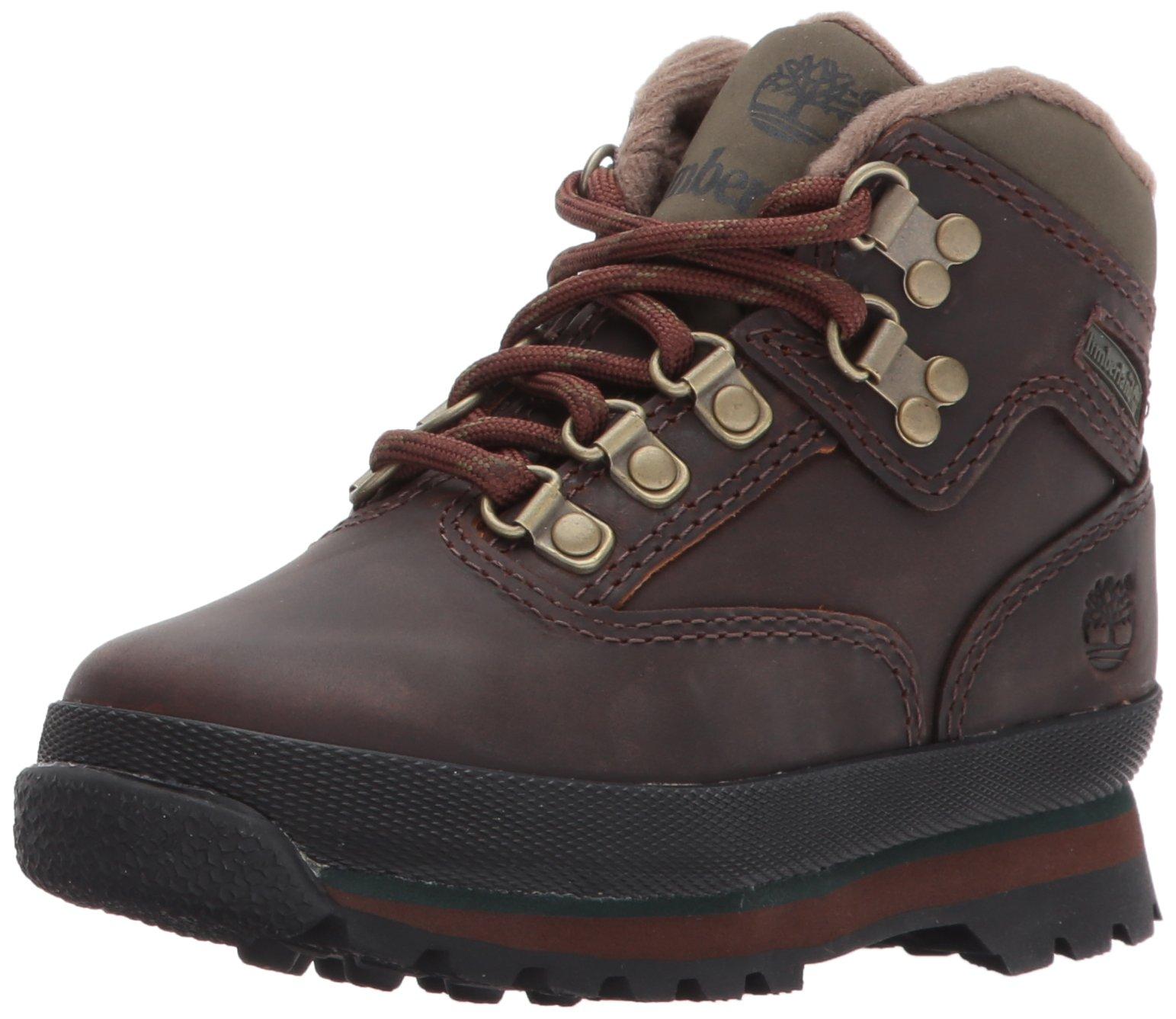 Timberland Euro Hiker 女靴(幼儿/小童/大童)
