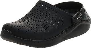 Crocs 卡骆驰 凉鞋 LiterRide 洞洞鞋 男女皆宜