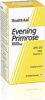 HealthAid Evening Primrose Oil 1000 mg - 30 Capsules