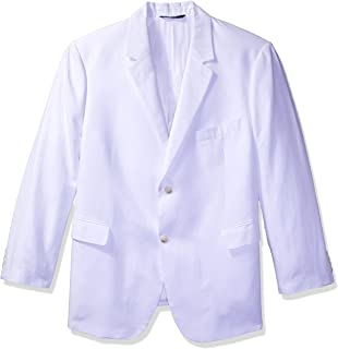 Perry Ellis 男士亚麻西装外套
