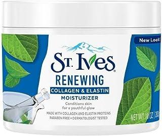St. Ives 胶原蛋白弹性面部保湿霜永恒皮肤 295 毫升罐(3 件装)