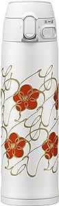 ZOJIRUSHI 象印 SM-TA36PA 不锈钢真空保温杯 Kana White 16盎司