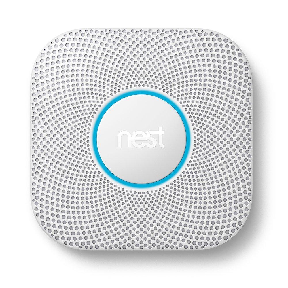 Nest烟雾和一氧化碳报警器 使用电池(2代)