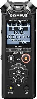 Olympus LS - P1 PCM 音乐 & Voice Recorder, microSD Slot 黑色