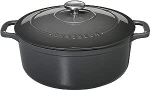 Chasseur 铸铁圆形 32 厘米/8.8 L 鱼尾 4732