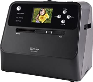 Kenko 胶片扫描仪 KFS-14CB110 110卡套件 35mm相纸/110支持尼加胶片照片扫描 2.4寸液晶显示器 982006