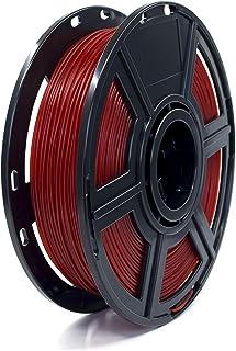 PLA 0,5kg 透明的 红色