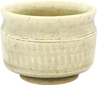 濑户烧 三次五三 喝杯 (含有木盒) 红豆沙罐 139-0063