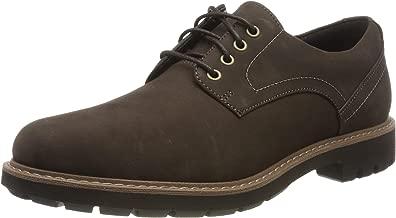 Clarks 男士 Batcombe Hall 德比鞋