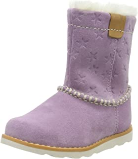 Clarks 其乐 Crown Piper T 女童防滑靴