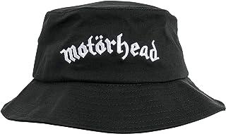 Motörhead 女士/男士渔夫帽中性渔夫帽成人带带名字的印花图案