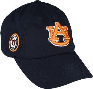 Top of the World 奥本老虎队官方 NCAA 可调节蓝色蒙肖订书钉 4 帽子 745206