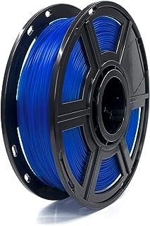 PLA 0,5kg 透明的 蓝色