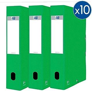 Oxford Eurofolio+ 纸板,带松紧带,24 x 32厘米,背面 60毫米,*,10件