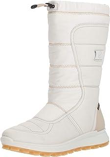 ECCO 女士 Exostrike Gore-tex 高筒雪地靴