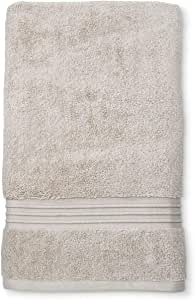 Fieldcrest Spa 浴巾 Beige Linen 65 inches (L) x 33 inches (W)