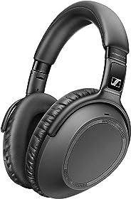 Sennheiser 森海塞尔 PXC 550-II 无线可折叠耳机带降噪和智能暂停 - 黑色