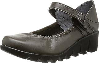 [一段式隐形]日本制造 美腿 休闲浅口鞋 女士 厚底 IM39056